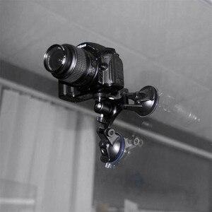 """Image 5 - Auto Windschutzscheibe Saugnapf mit 1/4 """"Ball Kopf Halter Halterung für Insta360 One X/Yi 4 K/ sony FDR x3000 DSLR Kamera Zubehör Set"""
