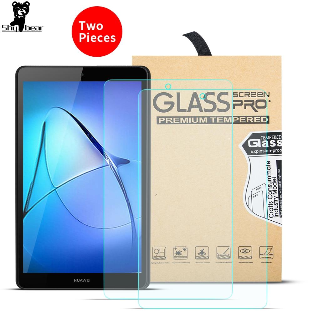 "10.1/"" 2 PACK Huawei MediaPad M5 Lite Tempered Glass HD Screen Protector"