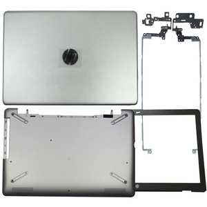 Image 5 - Laptop LCD Back Cover/Front bezel/LCD Hinges/Palmrest/Bottom Case For HP 17 BS/AK/BR Series 933293 001 926527 001 933298 001