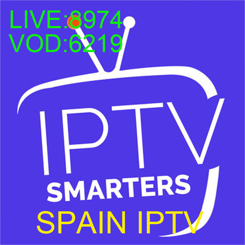Spain IPTV Subscription Portugal German Arabic Dutch Sweden PortugaPoland Portugal Spain Smart M3U 9000 Live TV Android Box Iptv