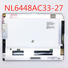 """สามารถให้วิดีโอทดสอบ,90วัน10.4 """"TFT LCDแผงNL6448AC33 27"""