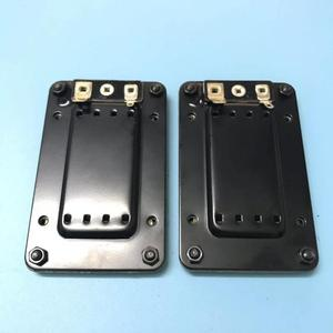 Image 3 - 2 Pçs/lote defniition HiFi Speaker fita de Alta Potência transformador tweeter AMT painel frontal em alumínio