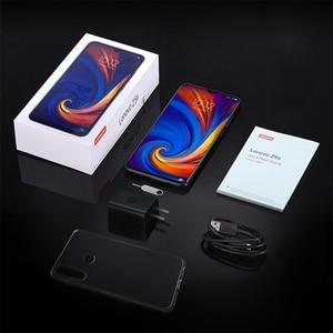 Image 5 - Global Version Phone Lenovo Z5S 4G/6GB 64GB/128G 6.3 Inch 2340*1080 Smartphone Rear 3 Cameras Cellphone Snapdragon 710 Octa Core