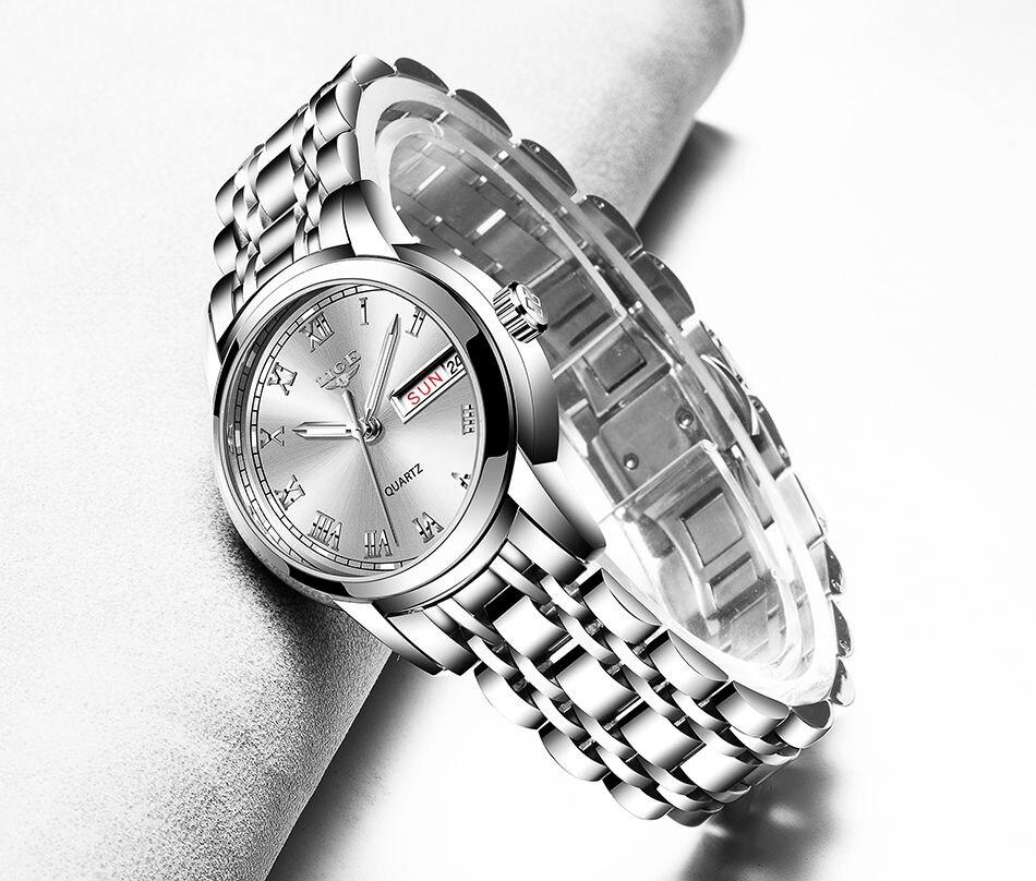 2020 lige moda feminina relógios topo da