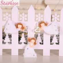 Christmas Ornaments Angel Girls Tree Decorations For Home Hanging Gifts