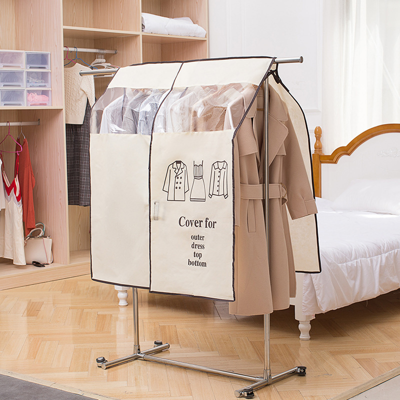 Dustproof Clothes Dust Cover For Garment Suit Dress Coat Cloth Protector Home Storage