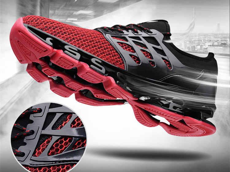 Zapatillas de deporte para hombre transpirable zapatos para correr de mujer cómodo alta calcetines botas y botines botas zapatos de mujer zapatos aumento de altura deporte zapatos de hombre