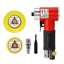 Mini High-speed Pneumatic Air Anger Sanders Polishing Grinding Tool High Strength Wear Resistant Sanding Machine all metal mini sanding machine with 24w motor diy tool as chrildren s gift
