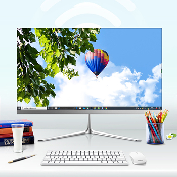 18.5 21.5 23.6 27  inch  All In One Computer Desktop For Process Office US 100-240V Desktop Computer All In One Desktop Computer 1