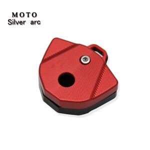 Fo RBMW F800 F700 F650 K1600GT R1250RT R1200RT G310GS G310R чехол для ключей от мотоцикла алюминиевый корпус декоративная защита для ключей