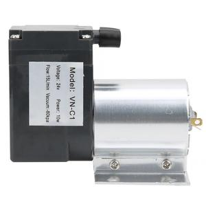 Image 1 - สูญญากาศดูดปั๊มลบความดัน 80kpa 10W DC24V/DC12V