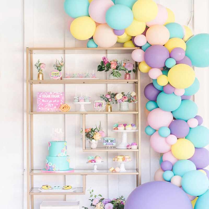 2 pçs/lote Plástico Prendedor Facilmente Nó Ferramenta Atador Balão Balão De Látex Balões de Festa de Aniversário Do Casamento Do Natal Acessórios
