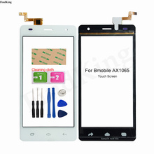 5'' Mobile Touch Screen Glass For Bmobile AX1065 Touch Screen Sensor Front Glass Digitizer Touch Panel Repair Tools Adhesive