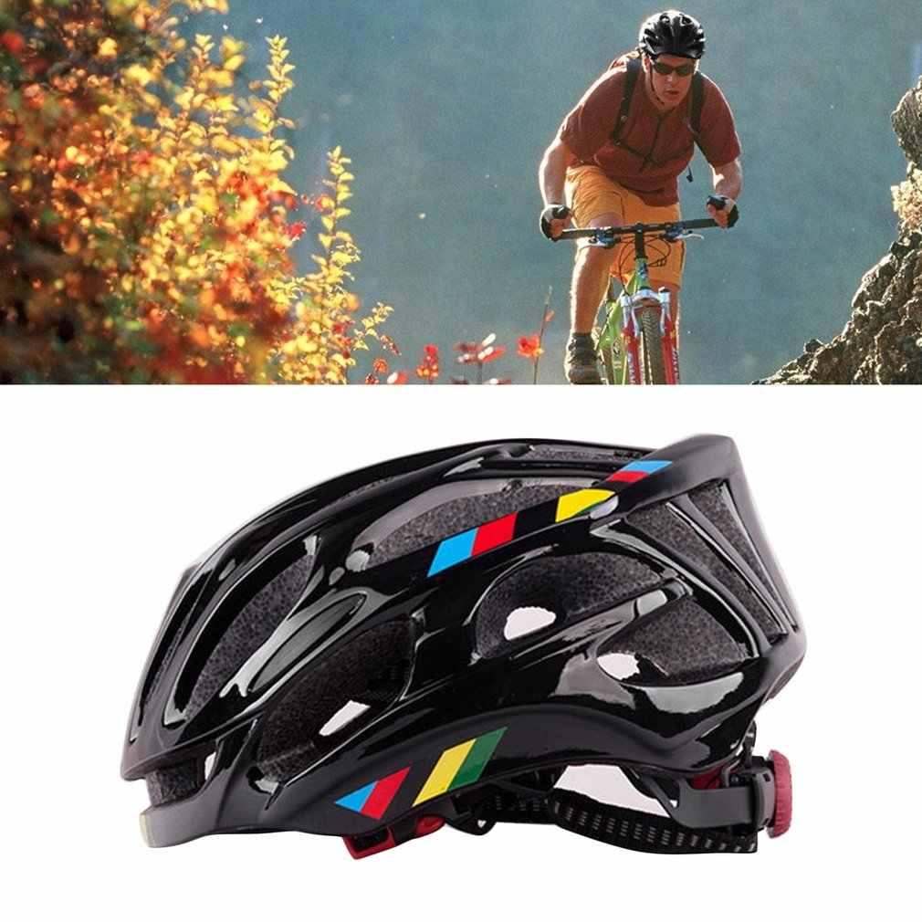 Ventilação suave ciclismo capacete da bicicleta respirável capacete da bicicleta totalmente moldado estrada montanha mtb capacete melhor presente