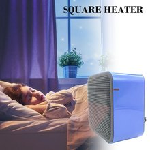 500W Mini Electric Heater Portable Home Dormitory Office Heater Electric Fan Heater Air Heating Space Winter Warmer Fan 110V цена и фото