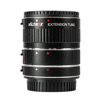 цена на Viltrox DG-C Auto Focus AF Macro Extension Tube Lens Adapter for Canon EOS 2000D 1500D 850D 77D 60D 5D Mark IV III 7D II 80D 1DS