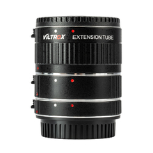 Viltrox DG C Auto Focus Af Macro Extension Tube Lens Adapter Voor Canon Eos 2000D 1500D 850D 77D 60D 5D Mark iv Iii 7D Ii 80D 1DS