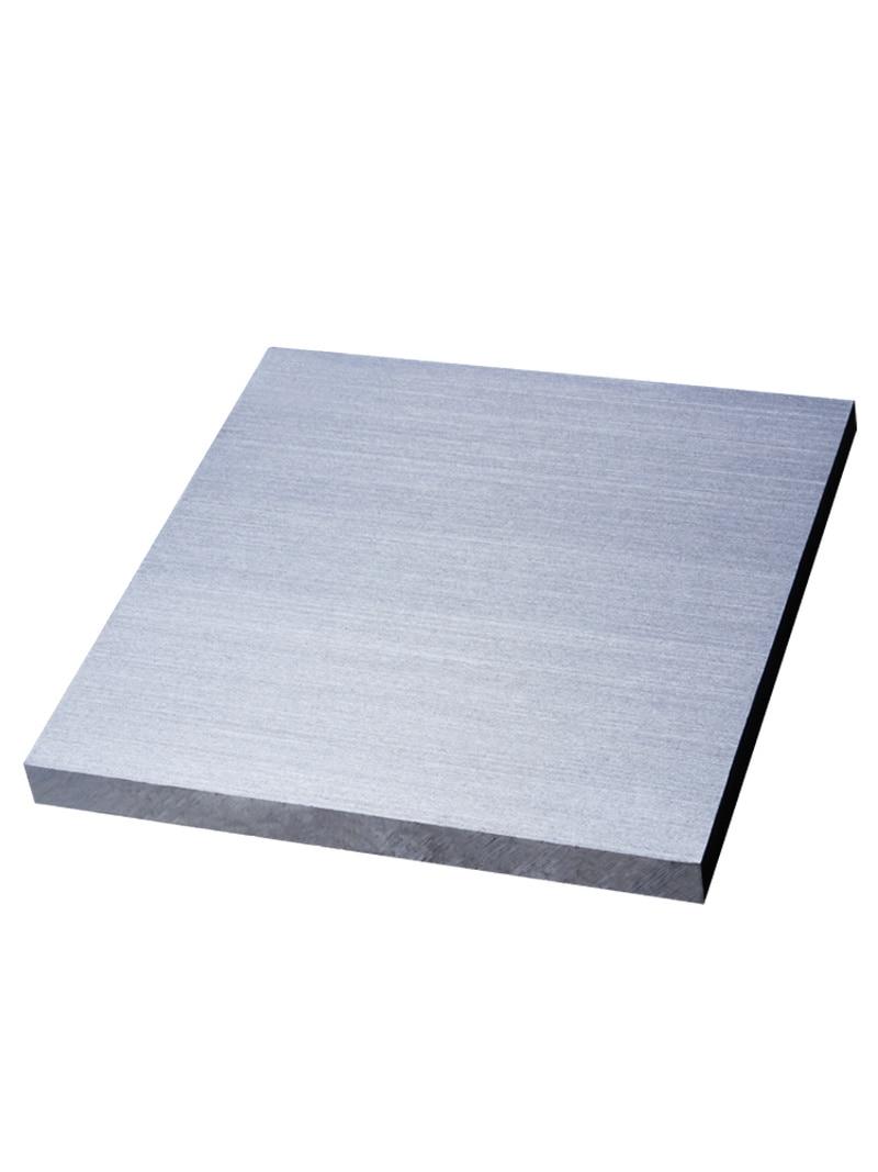 7075 Aluminium Alloy Sheet Plate DIY Hardware Aluminium Board  Thicked Super Hard Block Free Shipping