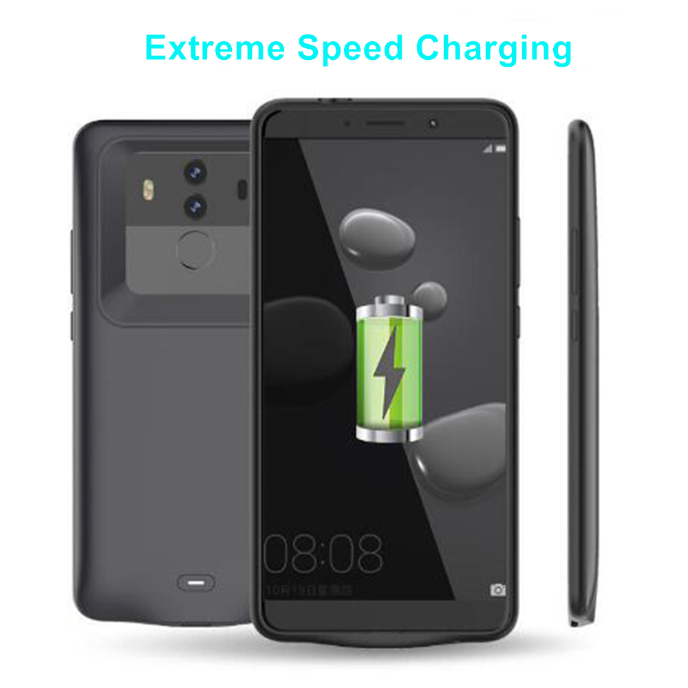 2020 For <font><b>Huawei</b></font> Mate 9 10 Pro <font><b>Battery</b></font> Charger <font><b>Case</b></font> Power Bank For <font><b>Huawei</b></font> honor V10 <font><b>P10</b></font> Plus Soft Silicone <font><b>Battery</b></font> <font><b>case</b></font> image