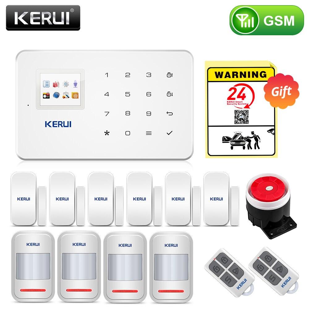 GSM Alarm 3