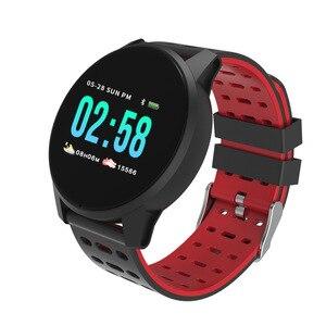 Image 3 - IP68 Waterproof X2 Plus Sports Bracelets Bluetooth Smart Watch Connected Blood Pressure Heart Rate Monitor SmartWatch