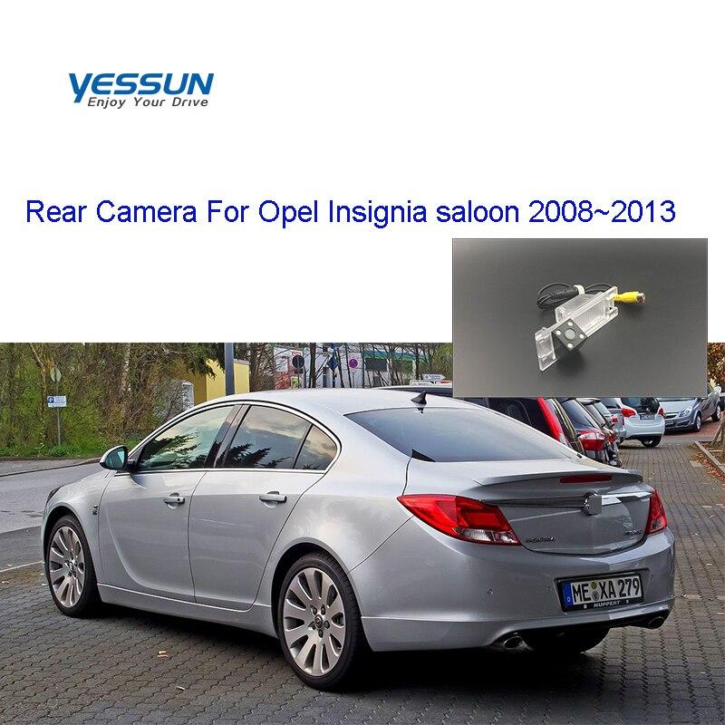 Car Rear View Camera For Opel Insignia 2008 2009 2010 2011 2012 2013  Astra H Corsa D Meriva A Vectra C Zafira B FIAT Grande