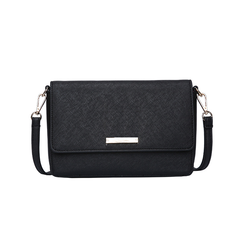2020 New Style Korean-style Simple WOMEN'S Cross-body Bag Versitile Fashion Shoulder Bag Cool Simple Flip Square Sling Bag