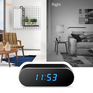Image 5 - Mini wifi kamera HD 1080P mikro Video kamera zaman Alarm uzaktan kontrol monitörü gece görüş ağ akıllı ev güvenlik izleme için