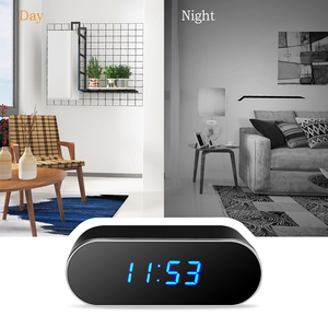 Image 5 - Мини Wi Fi камера HD 1080P микро видеокамера с будильником времени и дистанционным монитором, сеть ночного видения, умный мониторинг домашней безопасности