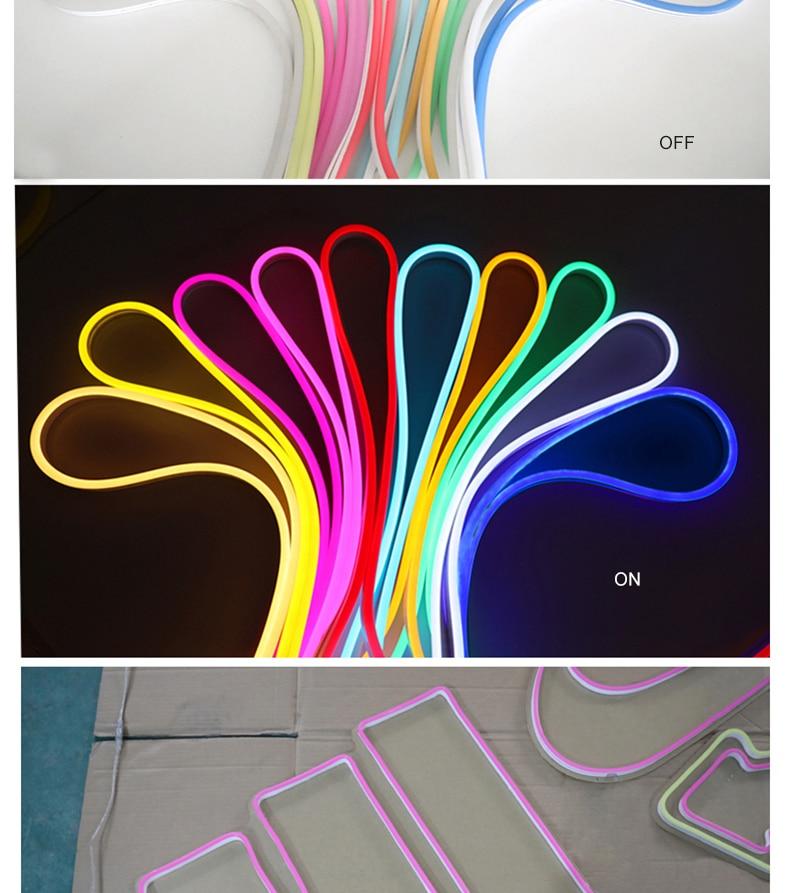 LED硅胶柔软灯带霓虹灯带12V户外防水广告招牌定制造型做字灯条-tmall_04