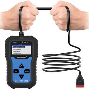 Image 4 - NEUE! KONNWEI KW350 OBD2 Auto Scanner Code Reader Scanner OBD2 Auto diagnose Tool für AUDI/SEAT/SKODA/VW golf Obd2 Auto Werkzeug 8980