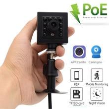 Poe 5mp Camera Ir Mini Ip Kamera 2mp 3mp 4mp 48v 940nm Night Vision Surveillance Onvif P2p Network For Car&Vehicle Fleet Camhi