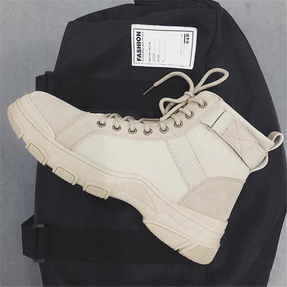 Boots Zapatos De Hombre Platform Shoes