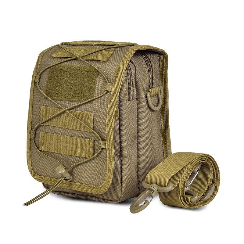 Nouveaux hommes sac Ripstop Oxford tissu Camouflage sac à bandoulière Sports de plein air loisirs multi-fonction polyvalent mâle sac de messager