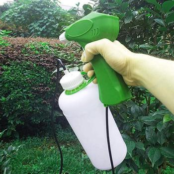 1L Mini Portable Electric Home Disinfection Sprayer Handheld Watering Atomizer Spray Split Type Paint Sprayer for Paint Sprayer