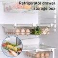 Контейнер для хранения свежих продуктов в холодильнике, Многофункциональный Компактный контейнер для хранения продуктов в холодильнике, р...