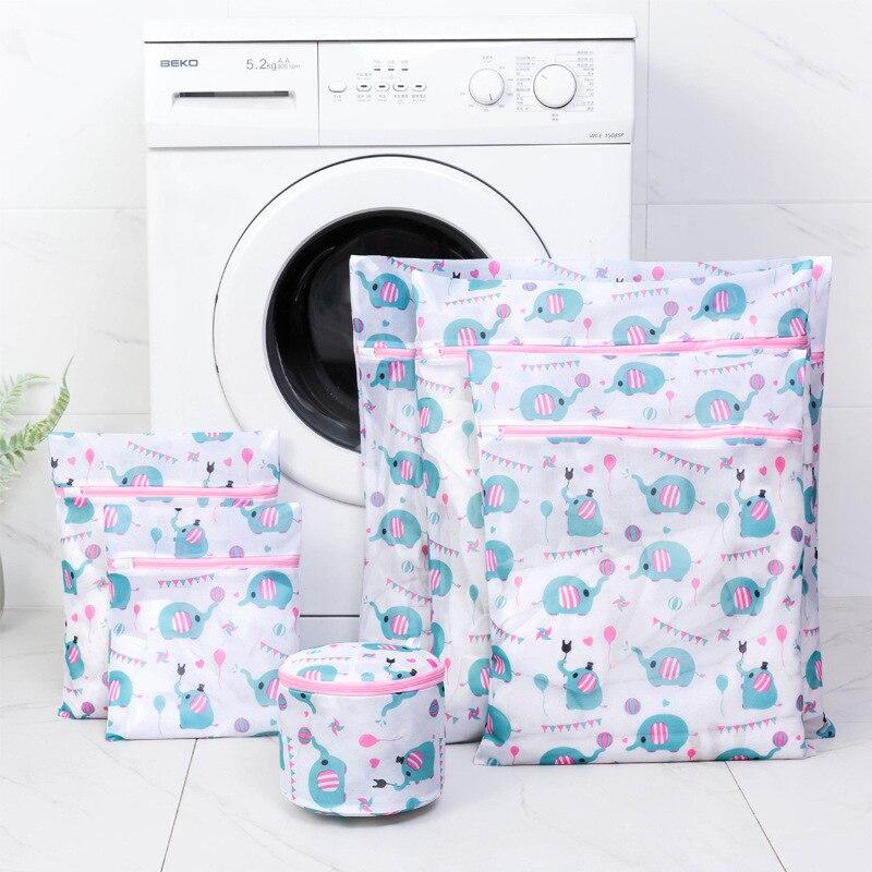 Wash Lingerie Bag No Deformation Of The String Bag Household-Bra Machine Wash With Net Pocket Oversized Laundry Bag Extra Large