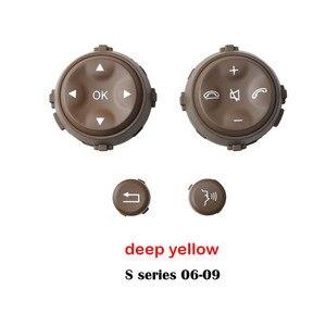 Image 3 - カースタイリング多機能ステアリングホイールキーボタン電話キー制御ボタンのためのメルセデスベンツ W221 S CLASS S280 S300 s350 S400