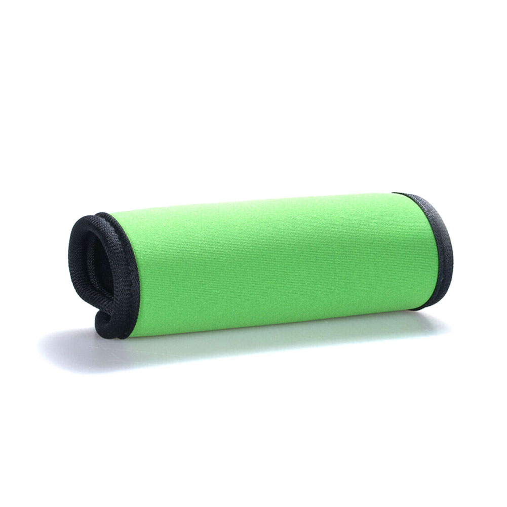 Wear Resistant Replacement Neoprene Thread Gluing Waterproof Protect Sleeve Luggage Handle Cover Decorative Soft Anti Slip