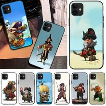 Wumeiyuan Cartoon pirate Customer High Quality Phone Case For iphone6 6s plus 7 8 7 8 plus X XR XS MAX 11 Pro Max Cover lovebay geometri customer high quality phone case for iphone 6 6s plus 7 8 plus x xs xr xs max 11 11 pro 11 pro max cover