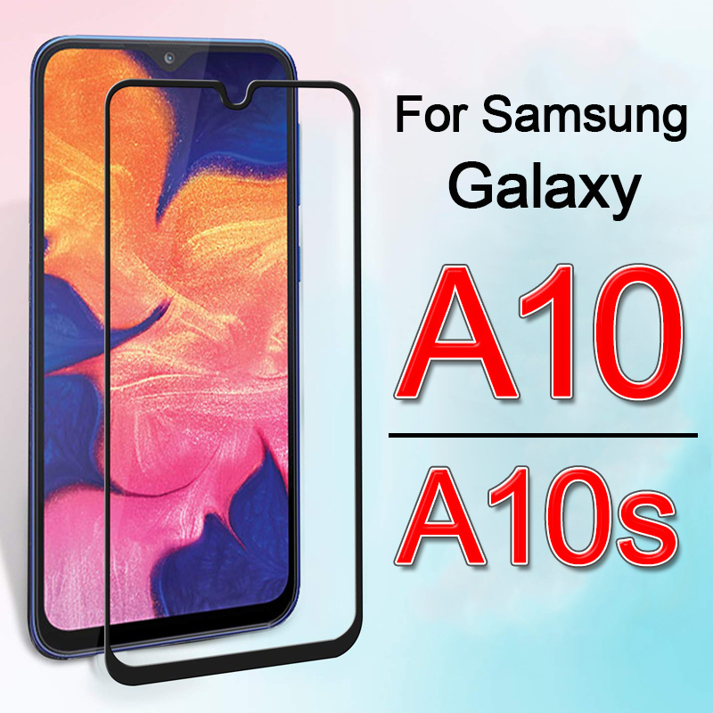 A10s Protective Glass For Samsung A10 A 10 S 10s 10A S10 Cam Galaxy Gaxaly Armored Safety Screen Protector Protect Tempered Glas