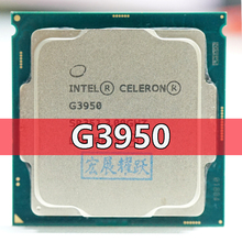 Intel Celeron Processor G3950 Cpu Lga 1151 14 Nanometer Dual-Core 100% Werkende Pc Computer Goed Desktop Processor