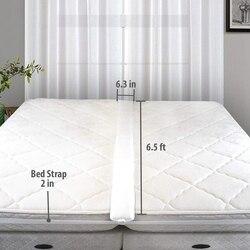 Кровать мост Двойной к King конвертер комплект-кровать наполнитель, чтобы сделать две кровати в King разъем-двойной соединитель для кровати и м...