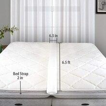 Cama de casal twin para king conversor kit enchedor de cama para fazer camas twin em king conector cama twin conector e colchão