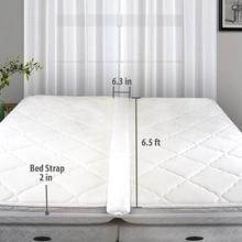 Łóżko most Twin To King Converter Kit łóżko wypełniacz, aby podwójne łóżko s w King Connector podwójne łóżko złącze i złącze materaca