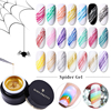 BORN PRETTY Spider Gel Creative Wire Drawing Nail Gel Varnish Point To Line Pulling Silk Painting UV Gel Spider Gel Nail Polish 1