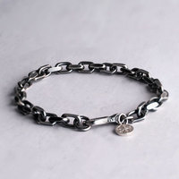 Thai Silver bracelet for men sterling Silver Domineering vintage fashion Jewelry mygrillz