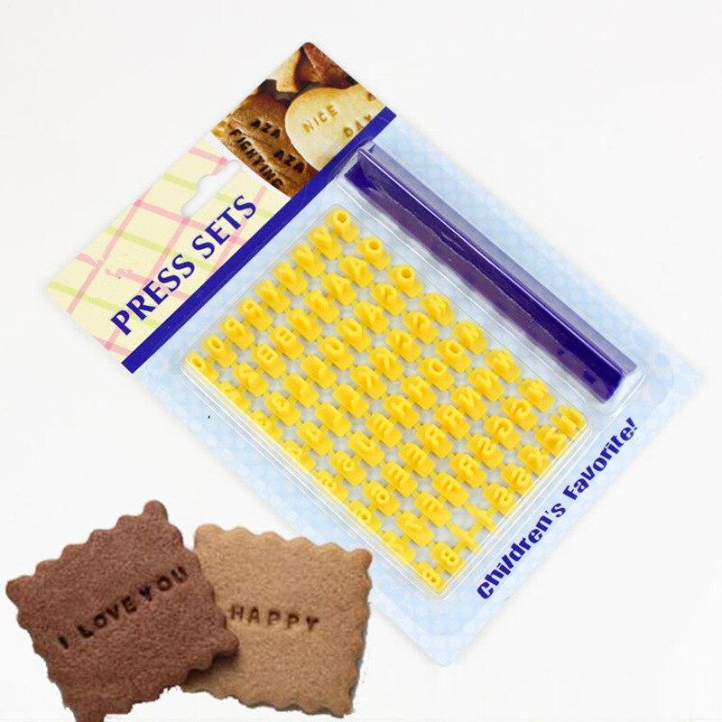 Alphabet, Number, Letter Clay Stamp Impress Embosser Set,cookie Press Stamps,Print Name Ceramic Pottery Tools