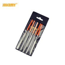 Metal File Round Diamond Quadrilateral Flat Household And Five-Piece Easy-To-Use Durable