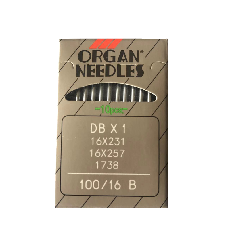 16x231 1738 Industrial Sewing Needles 10pc DBx1 Size 80//12 16x257